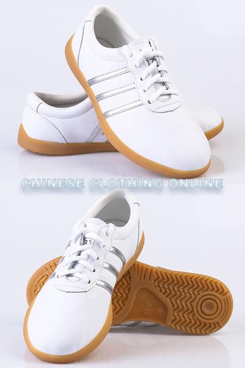 專業超纖增強皮太極鞋