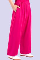 Professional Taichi Kungfu Ice Silk Linen Pants (RM)