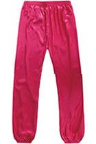 Professional Taichi Kungfu Pants - Korean Silk - Fuchsia (RM)