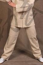 Taichi Casual Wear Pants - Linen - Beige (RM)