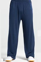 Professional Taichi Kungfu Pants - Modal - Navy (RM)