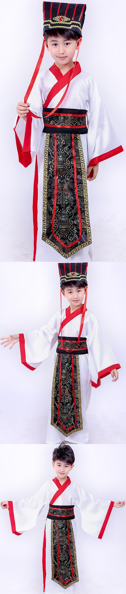 Boys' Hanfu Dress (RM)