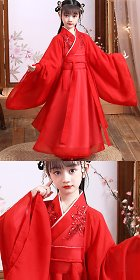 Han Dynasty Girl Princess Hanfu (RM)