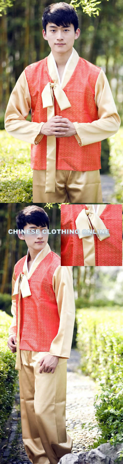 Men's Korean Hanbok Suit (RM)