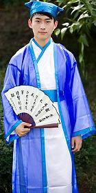 Men's Hanfu Outfit w/ Cap (RM)