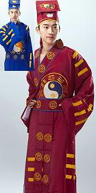 Taoist Robe w/ Hat (RM)