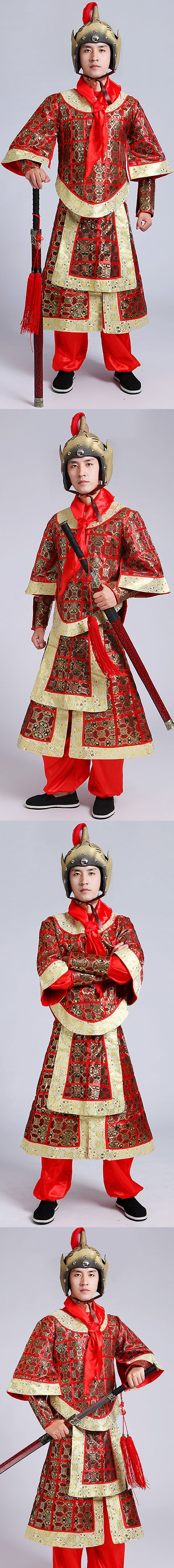 Chinese Ancient General Costume Set (RM)