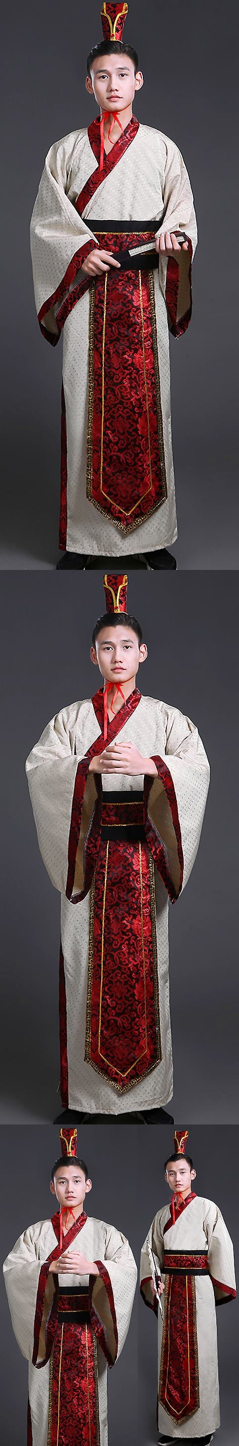 Bargain - Men's Hanfu Dress (RM)