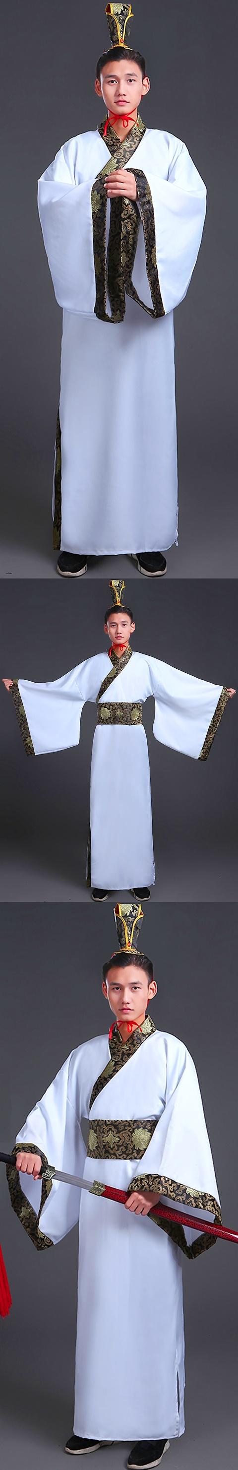 Men's Hanfu Dress (RM)