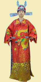 Tang Dynasty Royal Wedding Dress for Groom (RM)