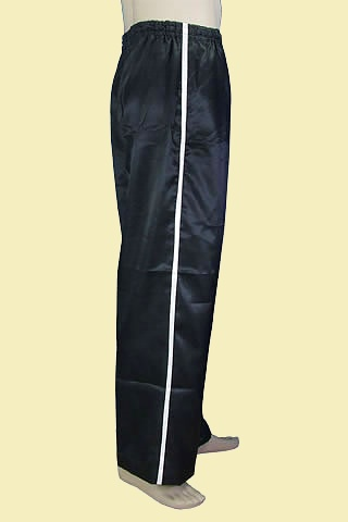 Mandarin Pants w/ Side Stripe (CM)