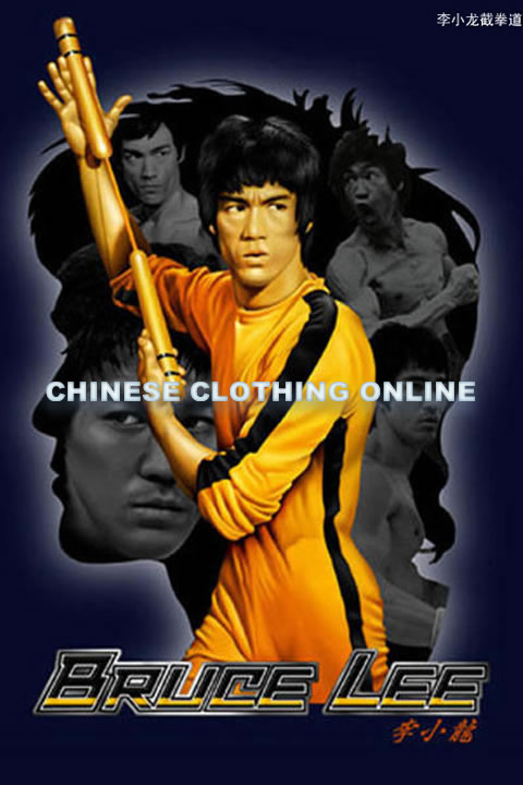Bruce Lee's 'Game of Death' Yellow Jumpsuit (RM)