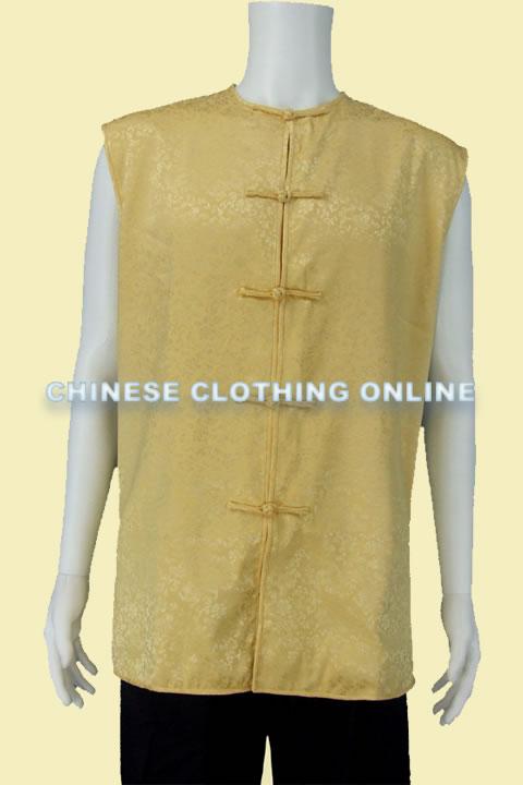 Mandarin Vest (CM)