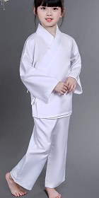 Kid's Hanfu Underwear of Top w/ Pants Option (RM)