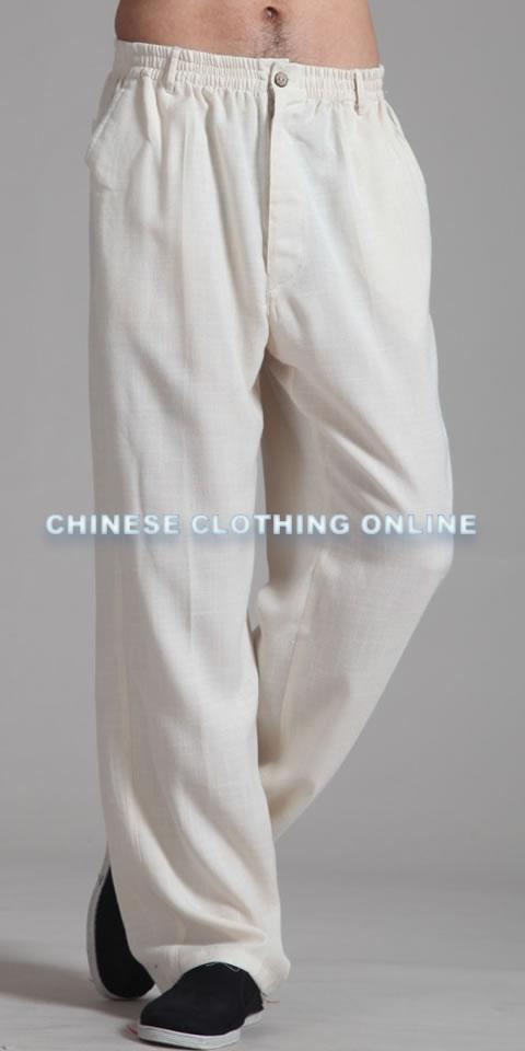 Mandarin Plain Polyester Cotton Shirt (RM)