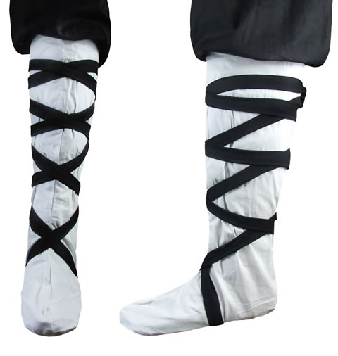 Socks with Wraps (Pair)