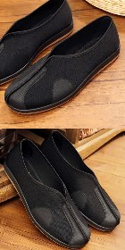 Single Girder Canvas Shoes w/ Welts