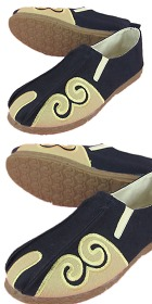 Double Girder Canvas Shoes w/ Cloud Hook Welts