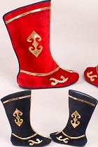 Archaic Han Style Stage Boots