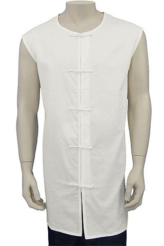 Round Collar Cotton Sleeveless Underwear (CM)