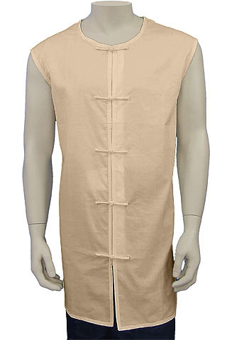 Round Collar Cotton Sleeveless Underwear (CM)
