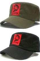 Army Cap w/ Chairman Mao Tse-tung Protrait