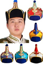 Adult Mongolian Hat