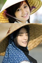 Douli - Bamboo Cone Hat (5 pcs)