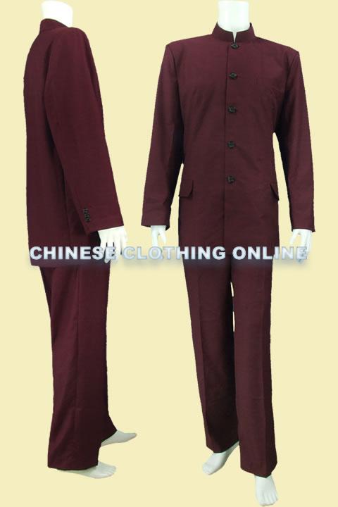 Mao Jacket - Style 3 (CM)