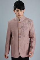 改良版中山裝夾克(成衣)