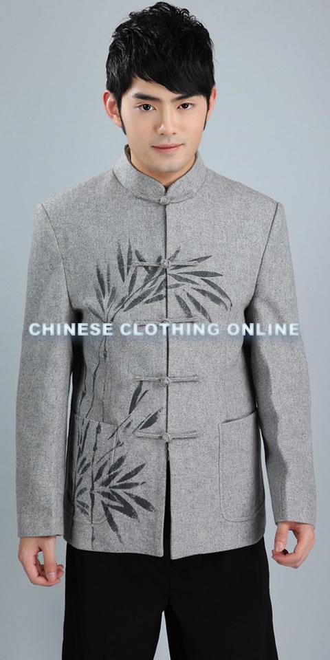 Modernised Mao Jacket (RM)