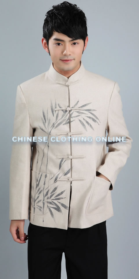 Modernised Mao Jacket (RM)
