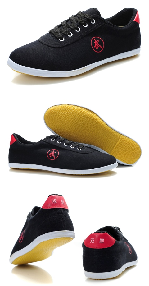 Wushu/TaiChi Practise Sneakers (Canvas)