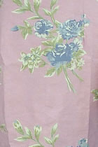 Fabric - Printed Cotton Linen