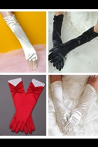 Women Gloves (Multi-color)