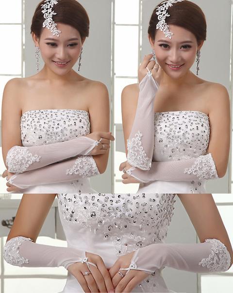 Women Lace Gloves
