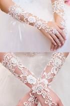 女仕蕾絲手套