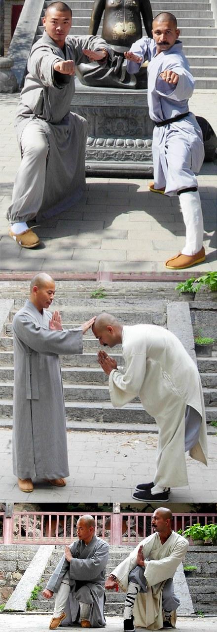 Buddhist Long Robe - Changgua (RM)