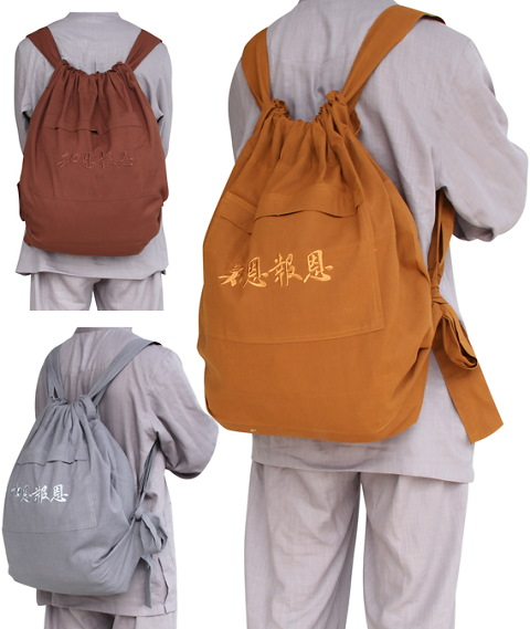Buddhist Luohan Backpack