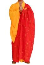 僧服紅袈裟(成衣)