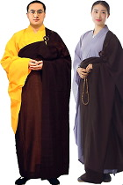 Buddhist Five-precept Robe - Manyi (RM)