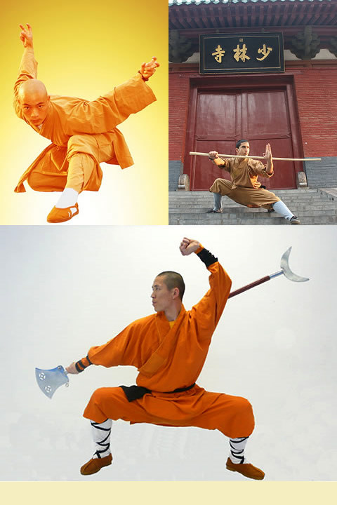Bargain - Shaolin Short Robe w/ Pants