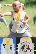 Kid's Shaolin Kung Fu Vest (RM)