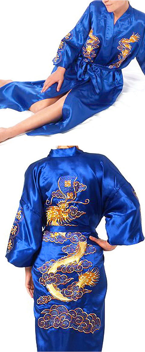 Dragon Embroidery Robe (RM)