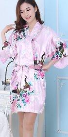 Silky Short Robe (RM)