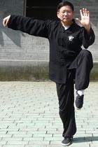 Wudang Taoist Long-sleeve Taichi Top(CM)