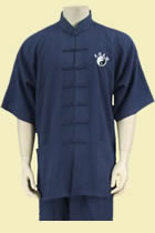 Wudang Taoist Short-sleeve Taichi Duangua (CM)