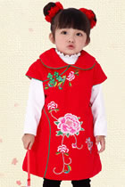 Girl's Wadded Dress (RM)