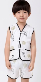 Boy's Sleeveless Vest Suit (RM)