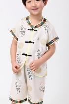 男童短袖套裝